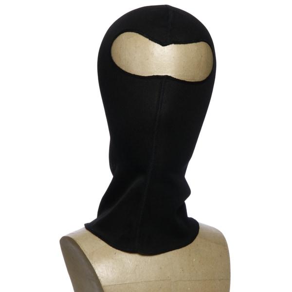 Kenyon Youth Black Balaclava Face Mask (Pack of 2)