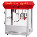 Great Northern 6131 Popcorn All Star Countertop Red Popcorn Machine
