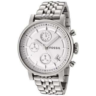 Fossil ES2198 Chronograph Stainless Steel Watch