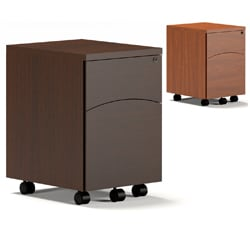 Mayline Brighton Mobile File Pedestal