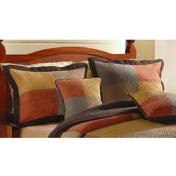 Tralafgar Quilted King-size Shams (Set of 2)