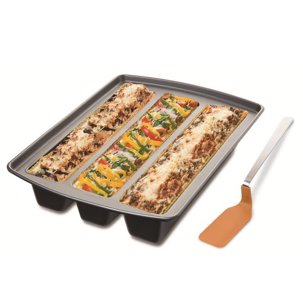 Aluminum Lasagna Trio Pan