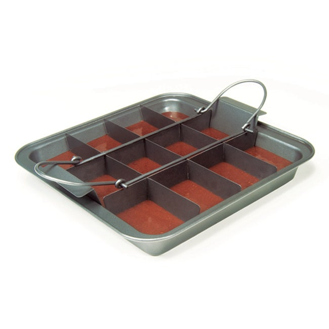 Chicago Metallic Non-stick Brownie Pan