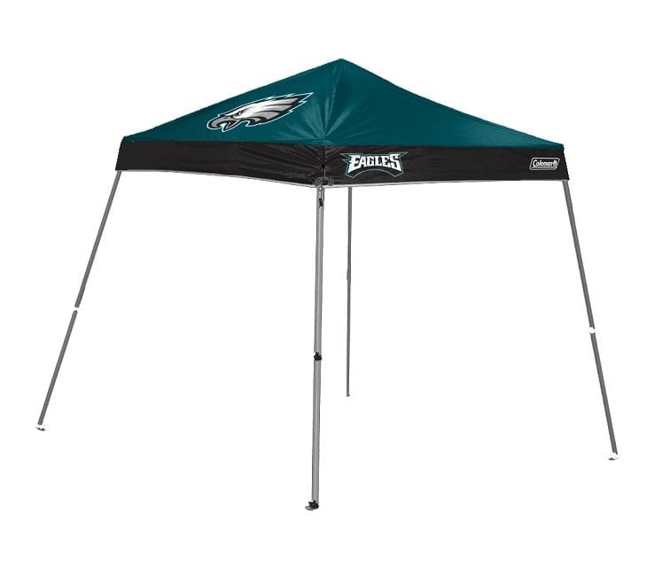 Coleman Philadelphia Eagles 10x10-foot Tailgate Canopy Tent Gazebo
