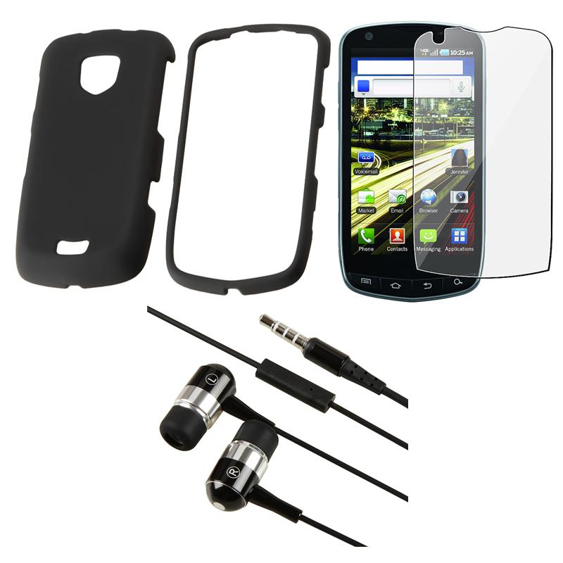 Case/ Screen Protector/ 3.5mm Headset for Samsung Droid Charge i510