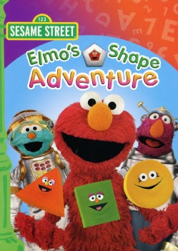 Sesame Street: Elmo's Shape Adventure (DVD)