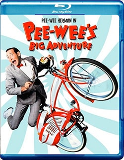 Pee Wee's Big Adventure (Blu-ray Disc)