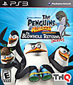 PS3 - Penguins of Madagascar: Dr. Blowhole Returns Again