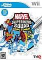 Wii - uDraw Marvel Super Hero Squad: Comic Combat