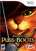 Wii - Puss In Boots