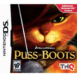 Nintendo DS - Puss In Boots