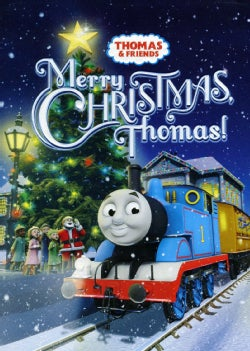Thomas & Friends: Merry Christmas Thomas (DVD)
