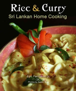 Rice & Curry: Sri Lankan Home Cooking (Paperback)