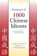 Dictionary of 1000 Chinese Idioms (Paperback)