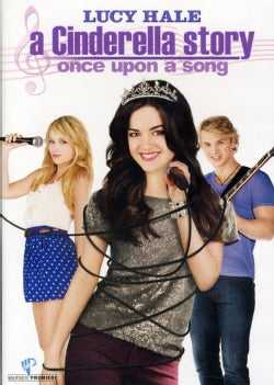 A Cinderella Story: Once Upon A Song (DVD)