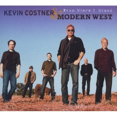KEVIN & MODERN WEST COSTNER - FROM WHERE I STAND