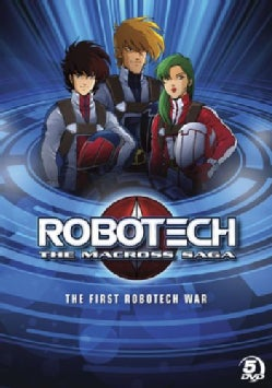 Robotech: The First Robotech War: The Macross Saga (DVD)