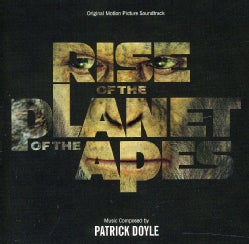 RISE OF THE PLANET OF - SOUNDTRACK