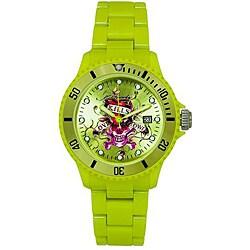 Ed Hardy VIP Green Watch