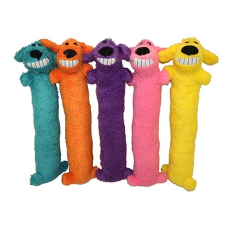 Multipet International Loofa 12 Inch Dog Toy
