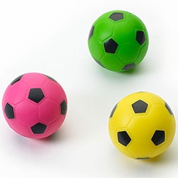 Ethical Products 3-inch Vinyl Soccer Ball