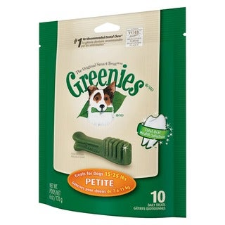 Greenies 011-20129 Greenies Petit Dog Treat