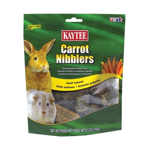 Kaytee Alfalfa 5-ounce Carrot Nibblers