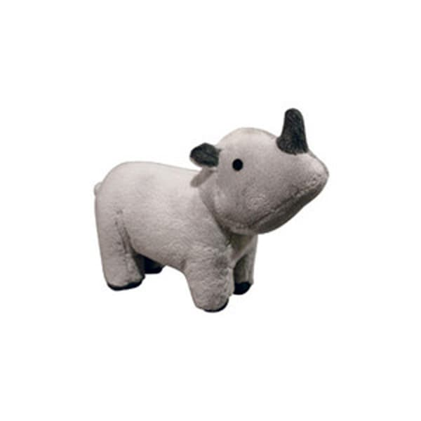 Tuffys Safari Jr Rhino Dog Toy