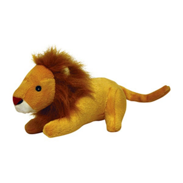 Tuffys Mighty Safari Jr Lion Dog Toy