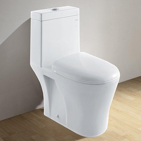 Royal CO-1034 'Hurst' Dual Flush Toilet