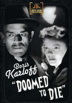 Doomed To Die (DVD)
