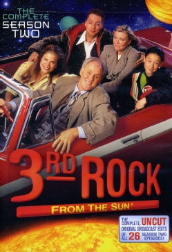 3rd Rock From The Sun: Season 2 (DVD)