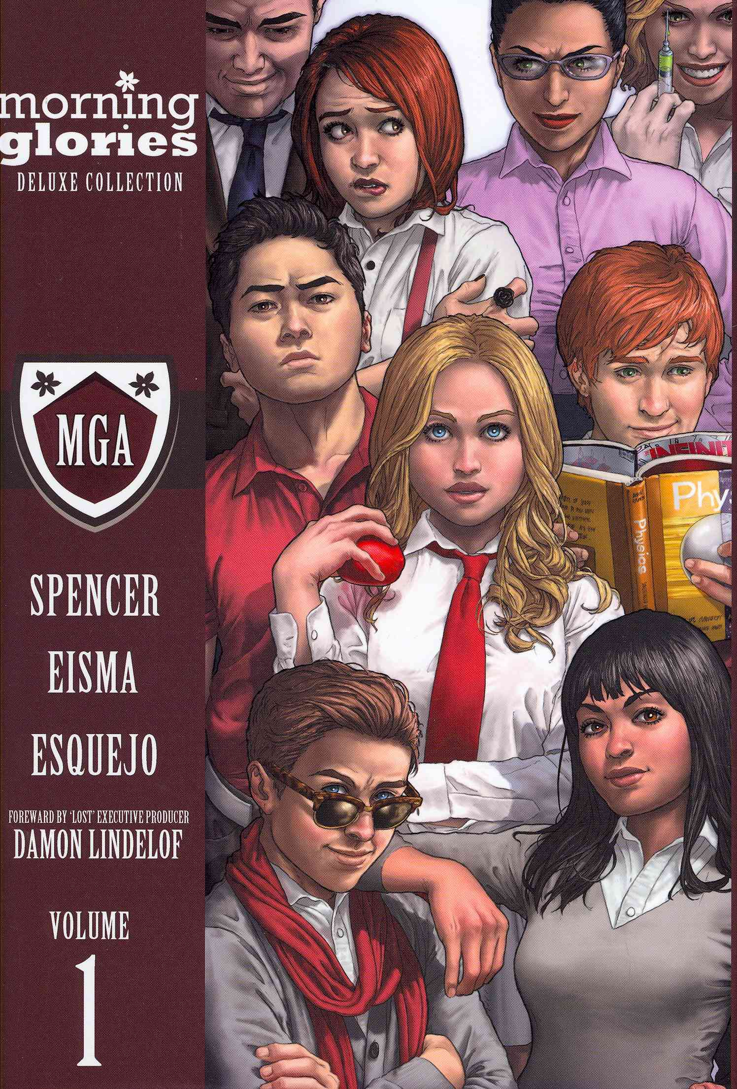 Morning Glories (Hardcover)