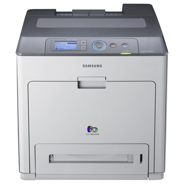 Samsung CLP-775ND Laser Printer - Color - 9600 x 600 dpi Print - Plai