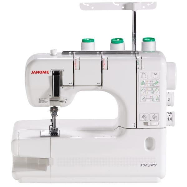 Janome CoverPro 900CPX Serger Machine