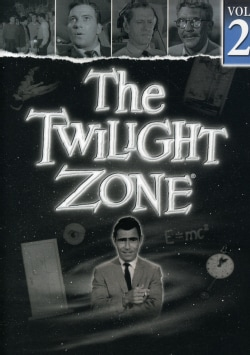 Twilight Zone Vol. 2 (DVD)
