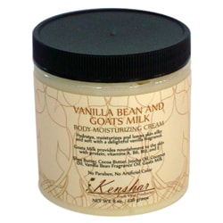 Kenshar Fruit Vine Vanilla Bean and Goats Milk Body Moisturizing Cream