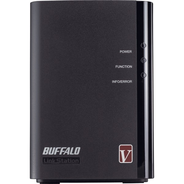 Buffalo LinkStation Pro Duo LS-WV6.0TL/R1 Network Storage Server