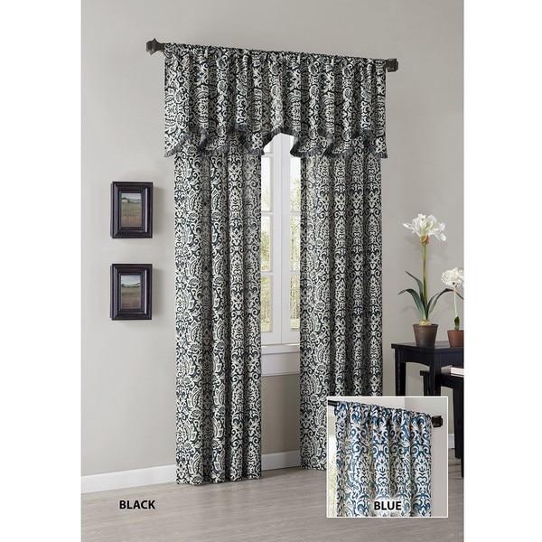 Madison Park Hayden 84-inch Curtain Panel