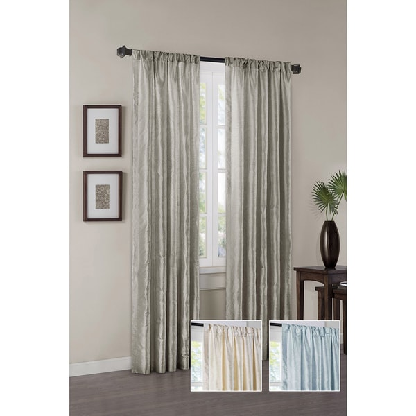 Madison Park Athens 84-inch Curtain Panel