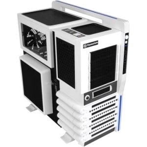 Thermaltake Level 10 GT Snow Edition System Cabinet