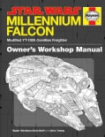 Star Wars Millennium Falcon: Modified YT-1300 Corellian Freighter, Owner's Workshop Manual (Hardcover)