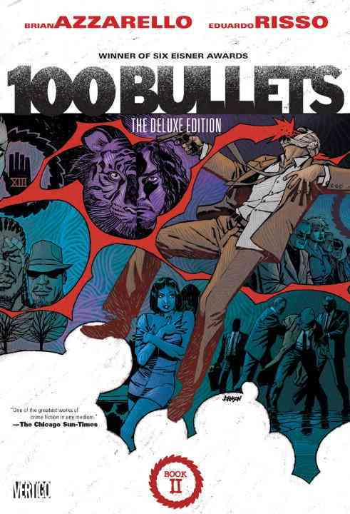 100 Bullets: the Deluxe Edition 2 (Hardcover)