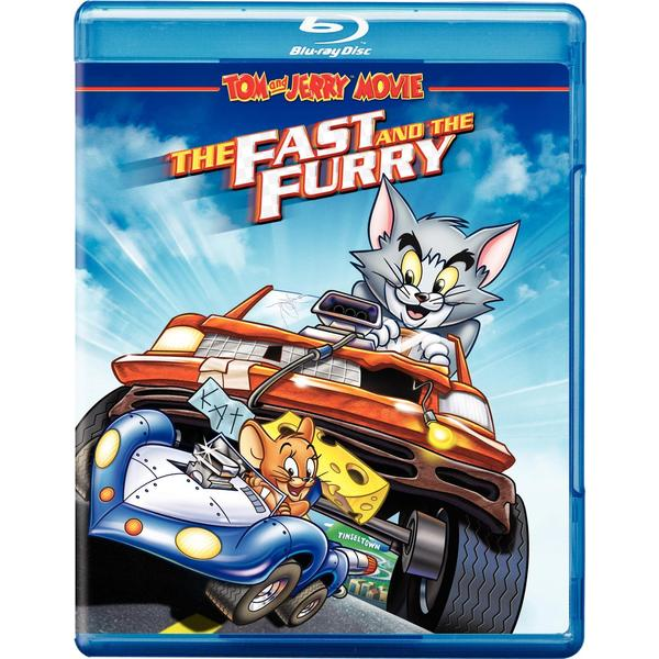 Tom and Jerry: The Fast and the Furry (Blu-ray Disc) 8279379