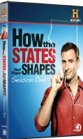 How the States Got Their Shapes: Season 1 (DVD)
