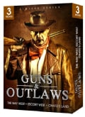 Guns And Outlaws 3 Movie Gift Box (DVD)