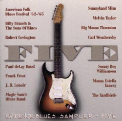 Various - Evidence: Blues Sampler Five
