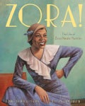 Zora!: The Life of Zora Neale Hurston (Hardcover)