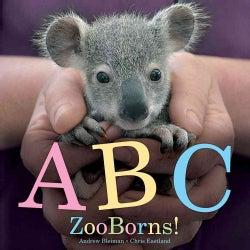ABC Zooborns! (Hardcover)