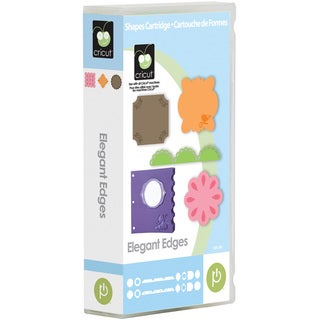 Cricut Elegant Edges Shape Cartridge